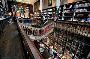 Trovare il proprio posto in libreria...