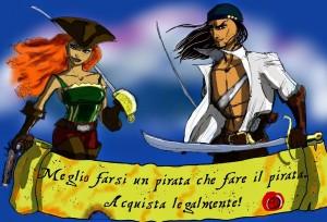 Logo Pirati